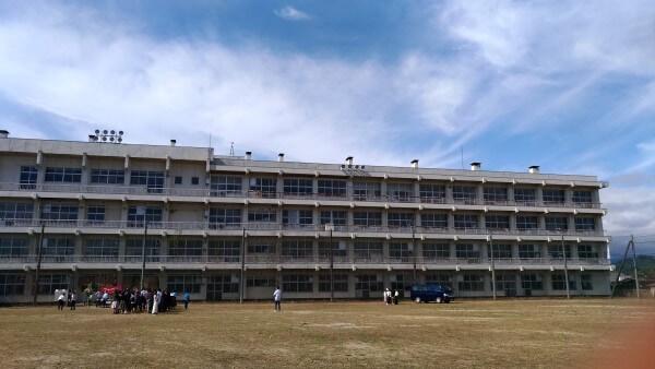 旧安中高校