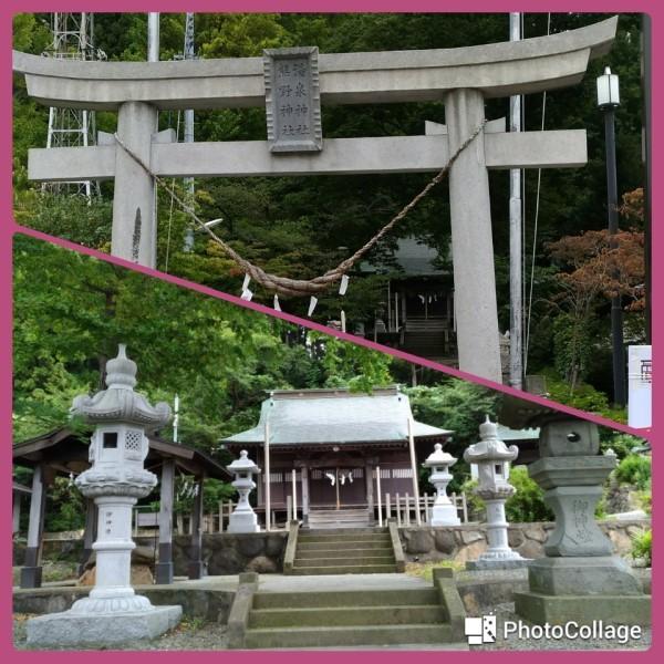 よさこい 福島の神社