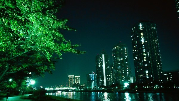 隅田川 夜景