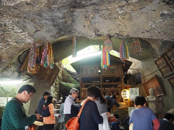 銭洗い弁財天 宇賀福神社